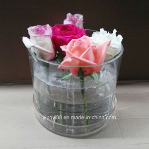 New Design OEM Round Flower Box pictures & photos