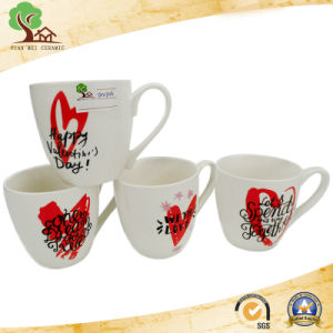 New Bone China Drum Type Ceramic Coffee Mug Cup for Factory Sales pictures & photos