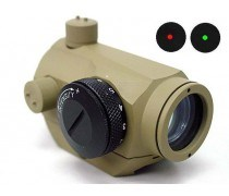 Tactical 1X24 Micro T-1 Red/Green DOT Sight Scope pictures & photos