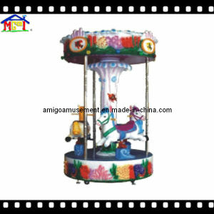 Amusement Carousel Small Merry Go Round Dolphin Ride pictures & photos