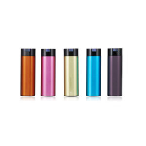 Mini Cigar-Shaped Gift Power Bank Mobile Phone Battery Charger 2000mAh pictures & photos