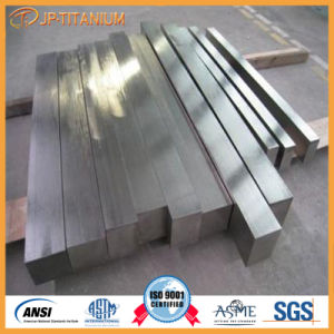 Professional Supply High Quality Titanium Square Bar for Industry pictures & photos