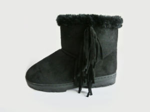 Nice Warm Soft Snow Outdoor Boots   Ladies for Winter pictures & photos