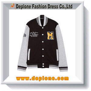 Custom Trendy Men Slim Fit Baseball Jacket