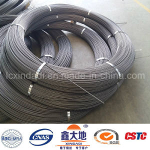 7.0mm High Tensile PC Steel Wire with Spiral Ribs for Kenya pictures & photos