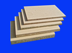 E1 Glue Particle Board for Furniture pictures & photos