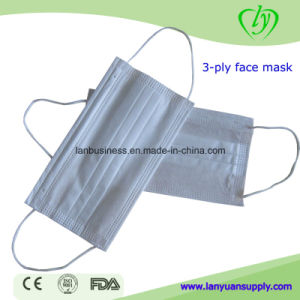 Surgical Surgeon Disposable Medical Face Mask for Children and Adult White pictures & photos