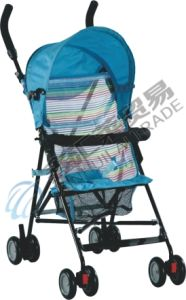 En1888 Approved Folding Baby Umbrella Stroller in Summer pictures & photos