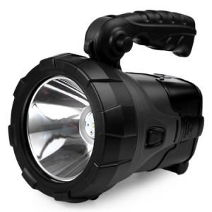 350lm Rechargeable Solar Searchlight for Outdoor Camping pictures & photos