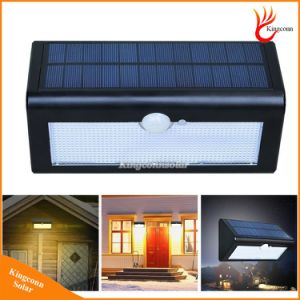 PIR Solar Powered Outdoor Motion Sensor Security 38LED Light IP65 Waterproof Garden Wall Lighting Lamp pictures & photos