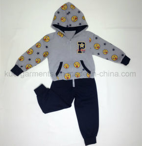 Kids Boy Sports Wear Suit in Kids Clothes pictures & photos