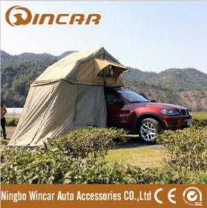Folding Waterproof 4X4 Roof Tent Camping Car Outdoor Roof Top Tent pictures & photos