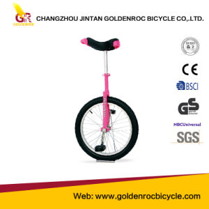 (U2001B) Classical Single Wheel Balance Unicycle for Acrobatic pictures & photos