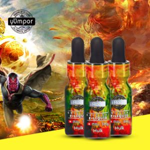 Yumpor Tpd Aroma Flavors Eliquid Ejuice for Ecigarette Free Samples Available pictures & photos