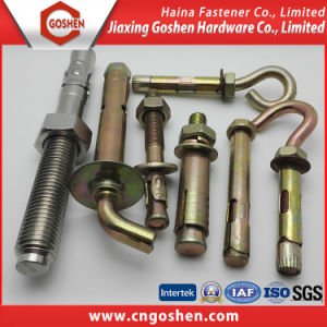 Wholesale Sleeve Anchor/Wedge Anchor/Anchor Bolt/Chemical Wedge Anchor pictures & photos