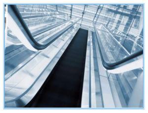Handrail Escalator Shopping Cart Escalators pictures & photos