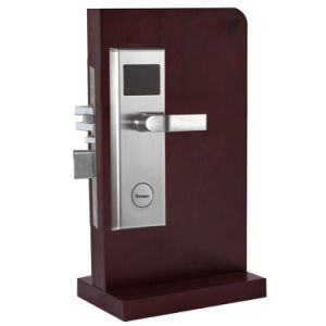 RF Card Start Hotel Safe Lock with Battery pictures & photos