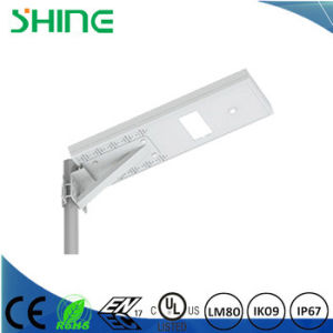 Home Outdoor Solar Power Smart LED Street Light Commercial Residential Lot New pictures & photos