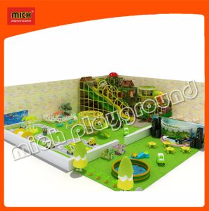 Mich Forest Theme Green Palyground for Kids pictures & photos