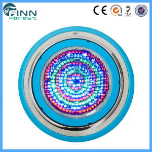 24W Wall Hanging Stainless Swimming Pool LED Light pictures & photos