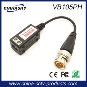 Combinable CCTV Passive HD-CV/Tvi/Ahd Balun with Ce Approval (VB105pH) pictures & photos