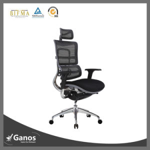 Tall Task Chair Mesh Waiting Chairs for Back Pain pictures & photos
