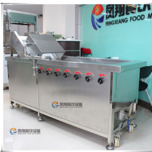 SUS 304 Automatic Fresh Fruit Cleaning Washing Machine/ Vegetable Washer (WA-1000) pictures & photos