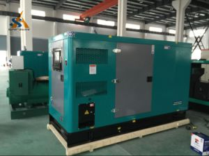 Power Generation Equipment 3 Phase Silent Diesel by Cummins Generator pictures & photos