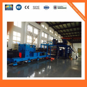 2 Roolers Alu-Plastic Composite Panel Production HD1600 pictures & photos