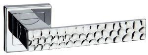 Hot Zinc Alloy Door Lock Handle (Z0-0282CP)