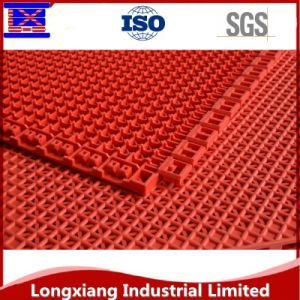 Professional Factory Made Plastic Interlocking Removable Floor Tiles pictures & photos