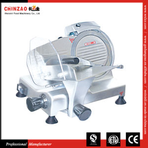 195mm High Quality Commercial Semi-Automatic Electric Meat Slicer pictures & photos