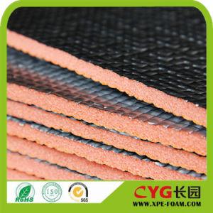 Building Material Heat Insulation Sheet Laminatin Aluminum Foam Fireproof XPE Foam Insulation pictures & photos
