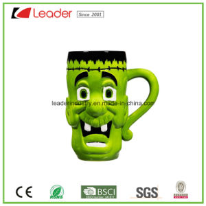 Halloween Themed 3D Ceramic Coffee Mugs pictures & photos
