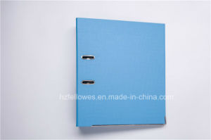 PP Material High Quality Lever Arch File Floder pictures & photos