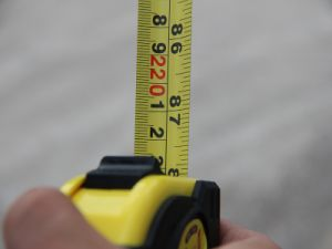 Newbakers Magnetic Steel Measuring Tape (77-5019DC) pictures & photos