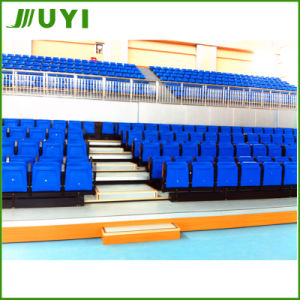 Jy-720 Telescopic Grandstand Retractable Seating System Scaffolding Grandstand pictures & photos