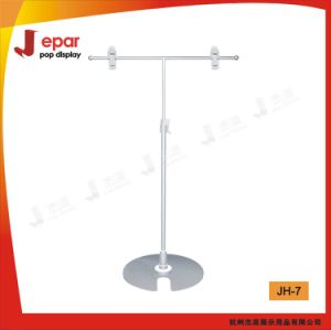Round Base Store and Supermarket Tabletop Pop Stand for Kt Board pictures & photos