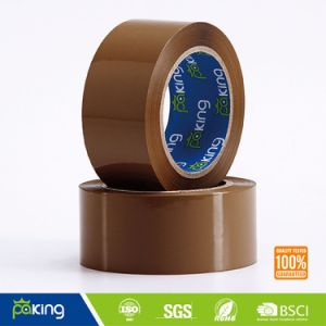 SGS Certificate Brown Adhesive Packing Tape pictures & photos