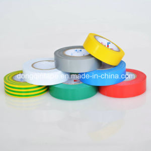PVC Electrical Tape, RoHS Approval Inductrial Tape Insulation Tape (19mm*5m/10m/20m/33m)