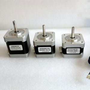 NEMA 17 Stepper Motor with 4 Lead Wire for 3D Printer/CNC Router pictures & photos