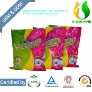 Family Use Harmless Detergent Type Hosehold Washing Powder pictures & photos