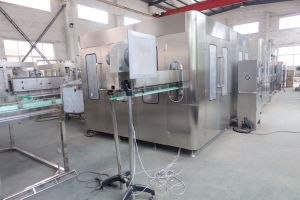 Automatic Small Scale Pet Bottle Drinking Water Packging Purifier Filter Filling Packging Bottling Plant Machine Complete Production Line pictures & photos