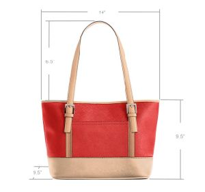 2017 Wholesale High Quality Leather Womens Handbag pictures & photos