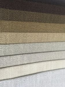 More Than 20colors Polyester Plain Sofa Fabric pictures & photos