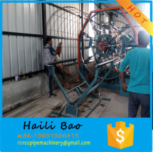 Reinforced Wire Cage Welding Machine for Concrete Pipes/Piles Hgz300-3600mm pictures & photos