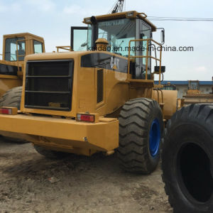 Used Cat Wheel Loader 966g 2003 Year pictures & photos