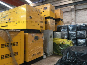 Weifang Soundproof/Water-Cooled Diesel Generator pictures & photos