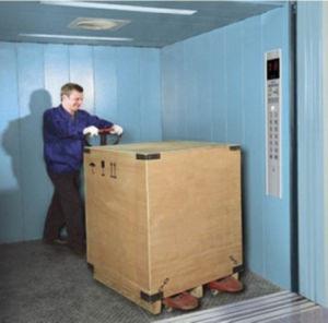 5000kg Goods Warehouse Indoor Cargo Elevator pictures & photos