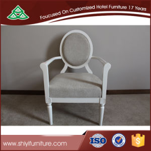Retro Casual Dining Chair Wood Simple Chair pictures & photos
